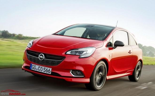 Opel Corsa OPC Line: Estética deportiva sin renunciar a las nuevas motorizaciones