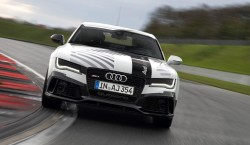 Piloted Driving RS7