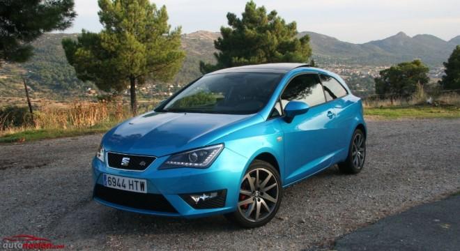 Prueba Seat Ibiza FR 1.4 TSI 140 cv ACT: Potencia y diversión con buenos consumos