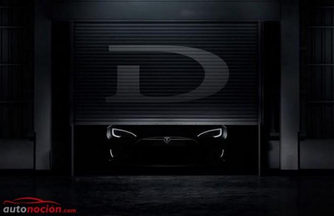 Tesla ofrece un misterioso teaser: ¿Tesla Model D?