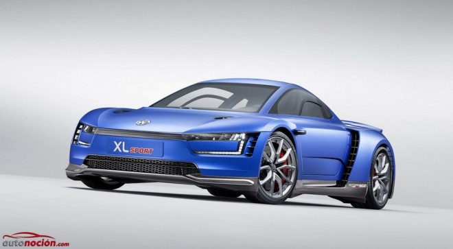 Volkswagen XL Sport: 200 cv que pueden revolucionarse hasta las 11.000 vueltas