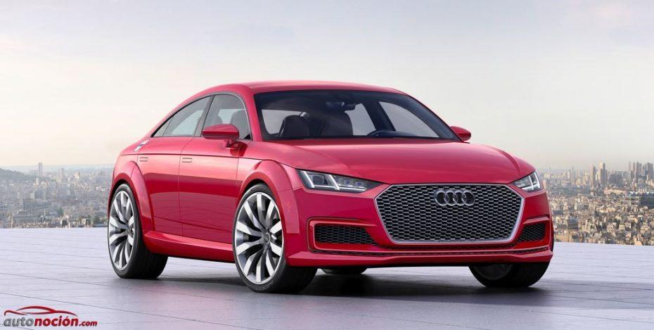 El Audi TT Sportback Concept podría ver próximamente la luz como modelo de producción