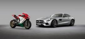 Mercedes-AMG se hace con el 25% de MV Agusta