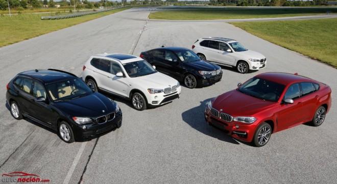 La familia X de BMW lleva 15 años entre nosotros: Todo un acierto empresarial