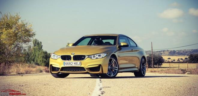 Prueba BMW M4 Coupé: Genes deportivos y 431 cv con utilidad diaria