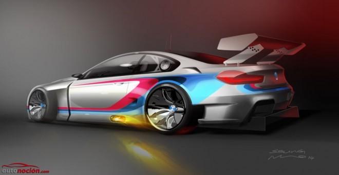 BMW M6 GT3: En los mejores circuitos a partir de 2016