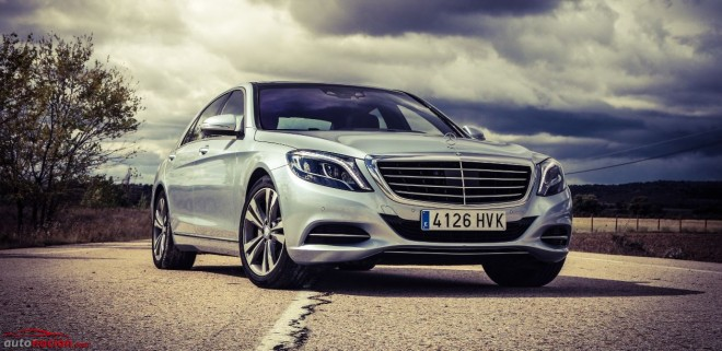 Prueba Mercedes-Benz Clase S 400 HYBRID: La esencia del Lujo