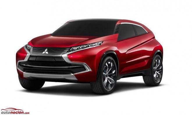 ¿El futuro del Mitsubishi EVO?: Un Crossover de alto rendimiento entre las cartas