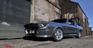 Se vende una de las 11 unidades de Eleanor: un Ford Mustang del 1967 de película...