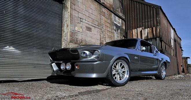 El mítico Ford Mustang Eleanor a subasta