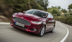 nuevo ford mondeo frontal