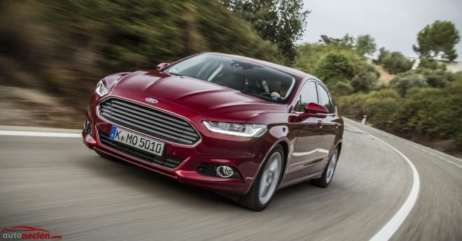 Nuevo Ford Mondeo: La desconocida parte técnica al descubierto