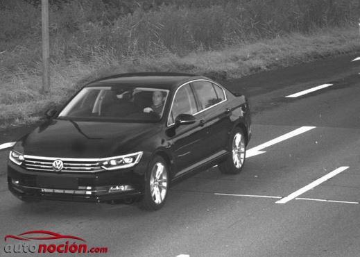 En el punto de mira: Roban dos Passat B8 recién salidos de la fábrica de Volkswagen en Alemania