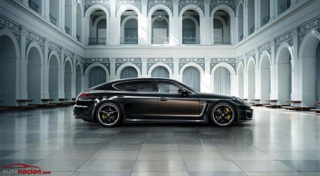 El éxito del Panamera Exclusive Series dará pie a más modelos Porsche Exclusive Series