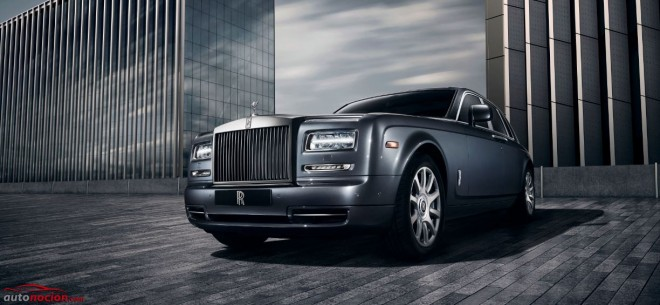 Rolls-Royce Phantom Metropolitan Collection: La marquetería que rinde homenaje a la urbe