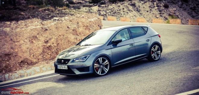 Prueba SEAT León CUPRA 280 cv: Máximo nivel de conducción en formato compacto