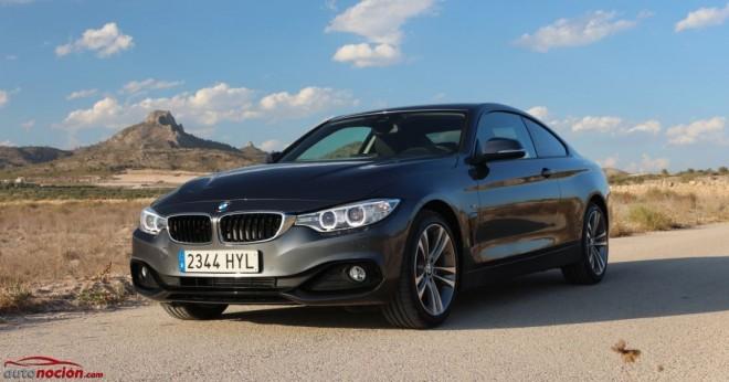 Prueba BMW 420d xDrive Coupé Sport: Deportivo, potente, eficiente y ahora, con control total