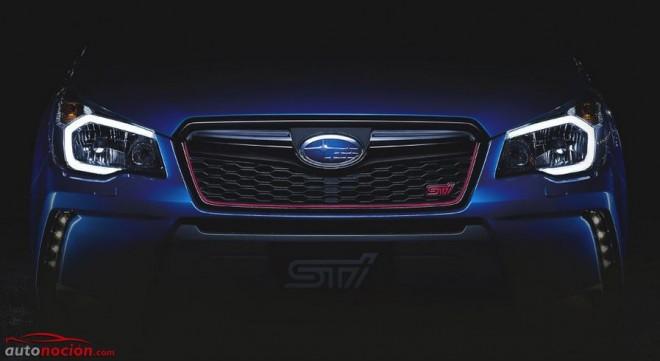 Subaru Forester STi: Una nueva bestia firmada con las icónicas siglas…