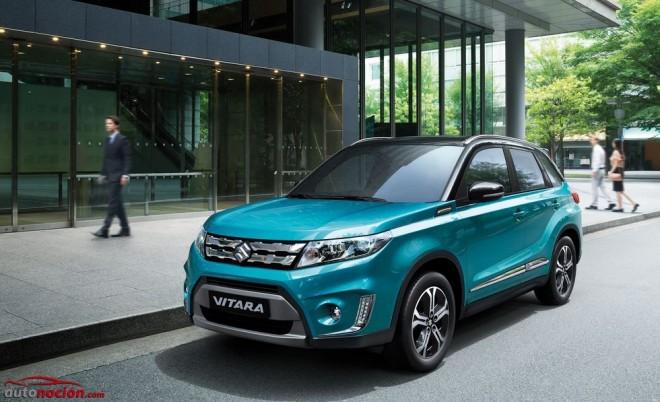 Nuevo Suzuki Vitara: Sayonara a la tradición