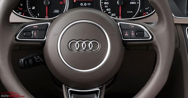 Audi llama a revisión a 850.000 unidades del A4 por un problema en el software del Airbag