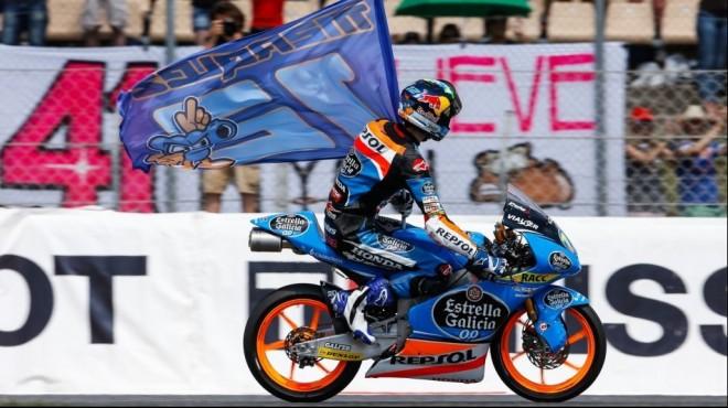 Gran Premio Valencia Moto3: Márquez completa otro año perfecto para el motociclismo español