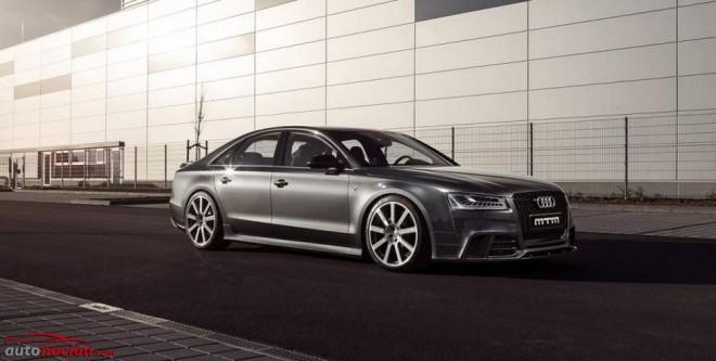 Audi S8 Talladega by MTM: Así se justifica un gasto de 189.708 euros