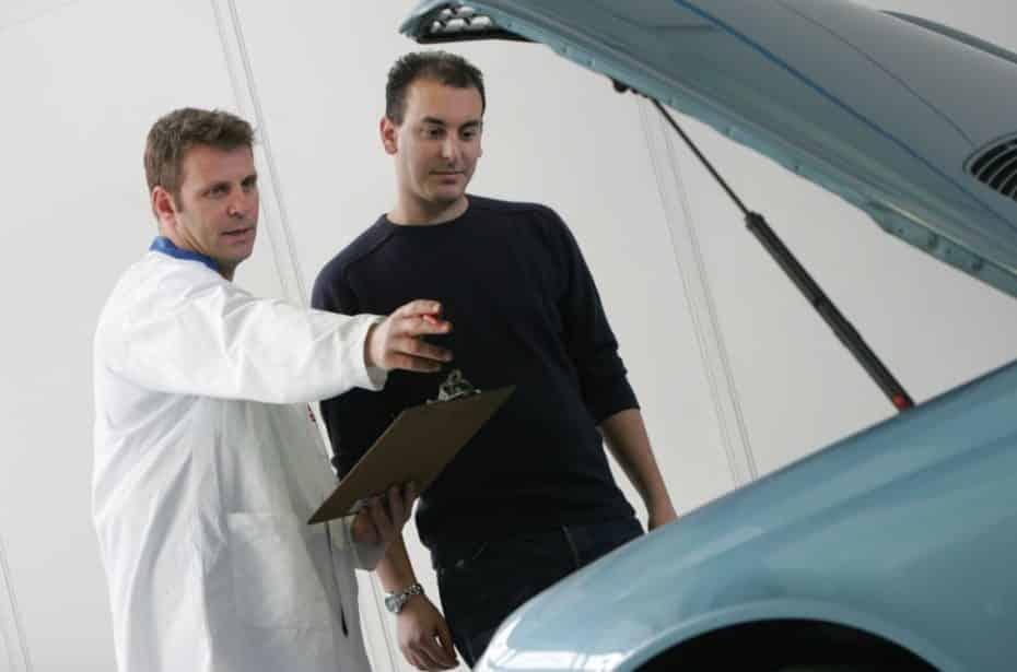 Las averías y defectos más frecuentes en los coches actuales