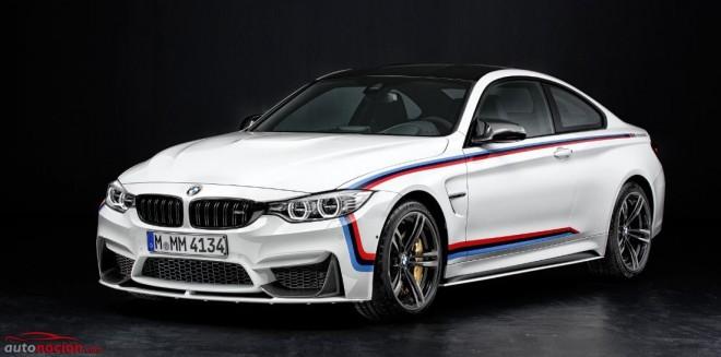 Nuevos elementos en el catálogo Performance Parts M de BMW