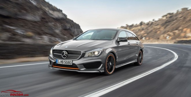 Mercedes-Benz CLA Shooting Brake: De 122 a 360 cv para el modelo familiar de acceso