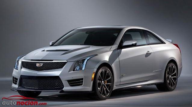 Cadillac ATS-V Coupe, ¿Competencia del M4 y Clase C AMG?