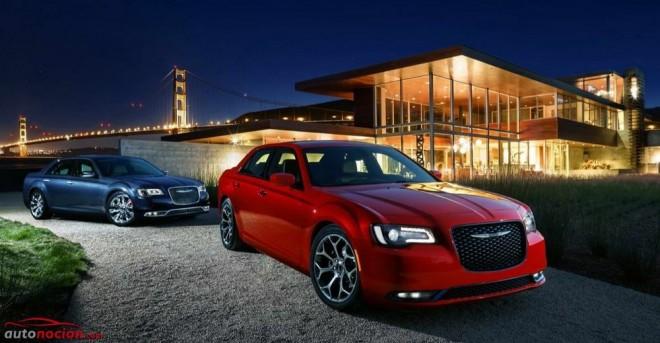 Chrysler presenta el restyling del 300 antes de que salga el nuevo modelo en 2018