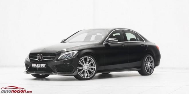Brabus presenta su paquete de extras para el Mercedes-Benz Clase C