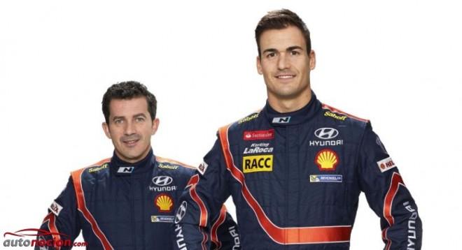 Dani Sordo seguirá al volante de Hyundai las próximas dos temporadas