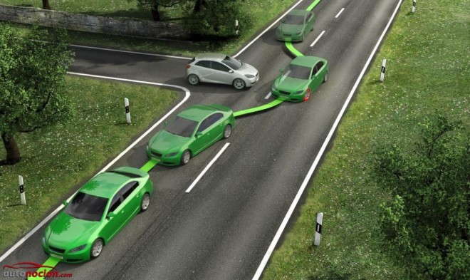 A partir de hoy, todos los vehículos nuevos de hasta 3.5 toneladas deberán equipar ESP de serie en la UE