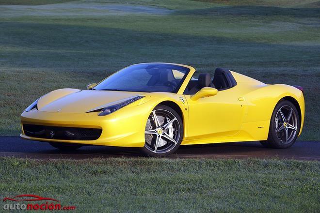 Ferrari y Aston Martin, multadas por exceder los límites de contaminación