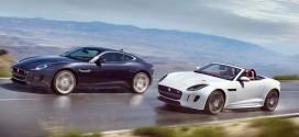 El Jaguar F-Type más dinámico para 2015: Cambio manual y tracción total