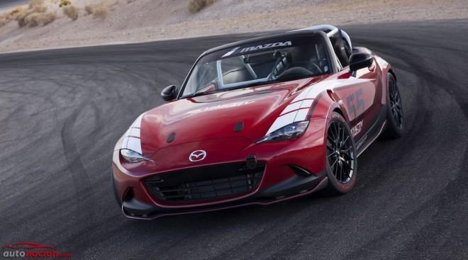 Mazda anuncia la Global MX-5 Cup: Confirmada pero habrá que esperar a 2016