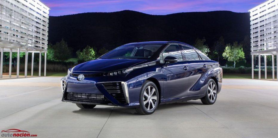 El Toyota Mirai llega a Europa: En Alemania el precio parte de los 66.000 euros + impuestos