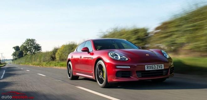 Algunos detalles de la siguiente generación del Porsche Panamera