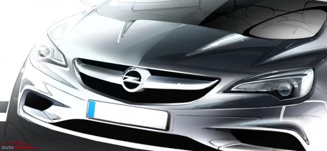 Opel quiere que controles las luces del coche con la mirada: Así es el sistema de seguimiento ocular