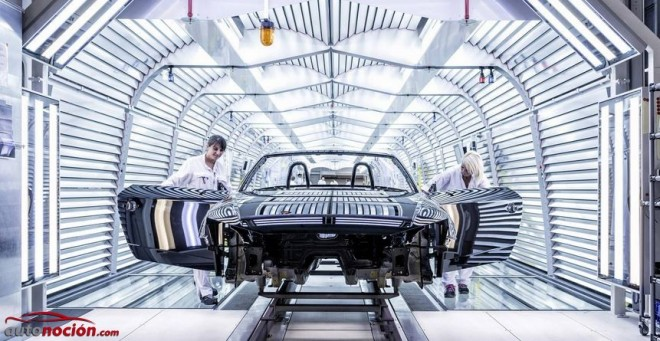 Produccion Audi TT Roadster