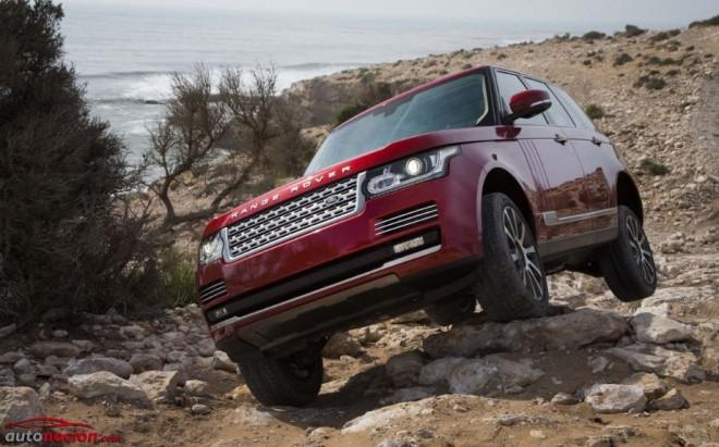 Land Rover nos muestra sus Range Rover y Range Rover Sport a la última con el MY 2015