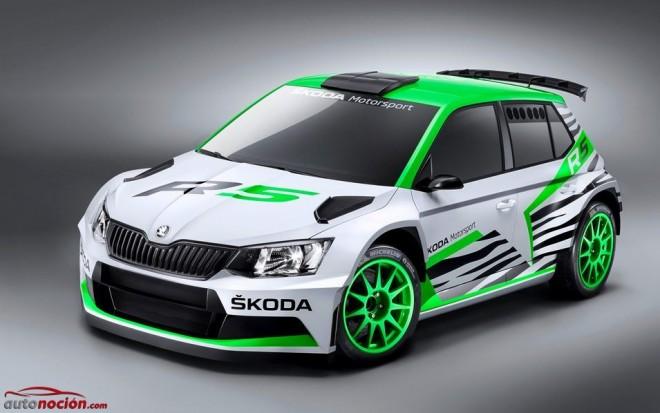 Škoda Fabia R 5 Concept Car: Que se preparen los tramos…