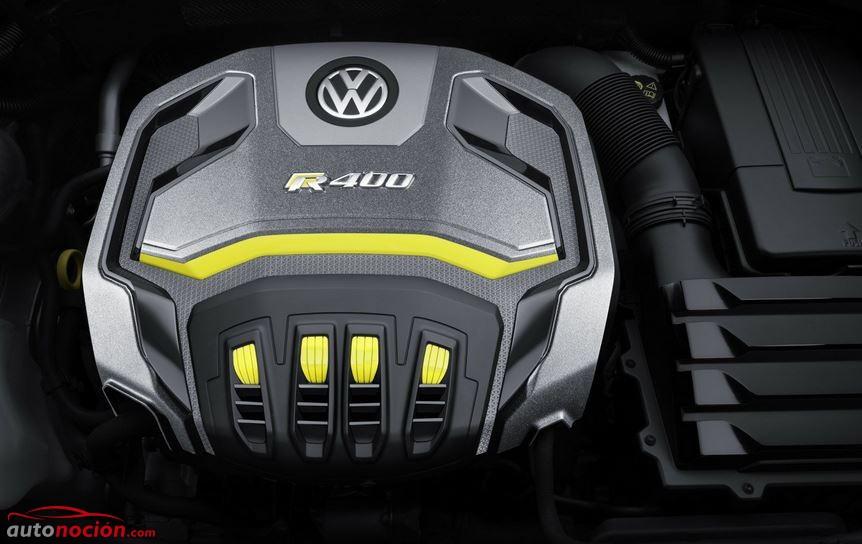 El motor de 4 cilindros más potente del planeta llegará al Golf y destronará al del A45 AMG
