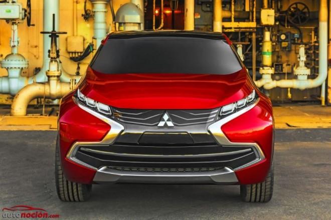 Mitsubishi XR-PHEV Concept: La estandarización de la hibridación y el diseño crossover