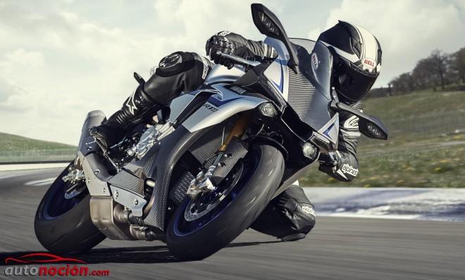 Yamaha YZF-R1 y R1M: A medio paso de motogp