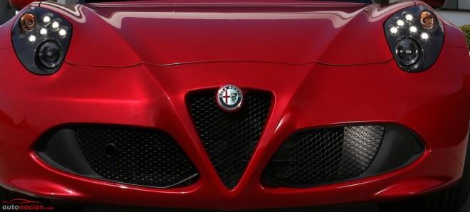 Rasgos del 4C y tracción trasera para 2015: Los primeros detalles confirmados del Alfa Romeo Giulia