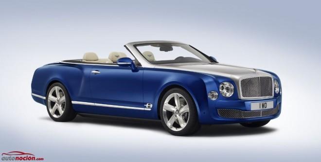 Bentley Grand Convertible: Lujo a cielo abierto y hecho a mano
