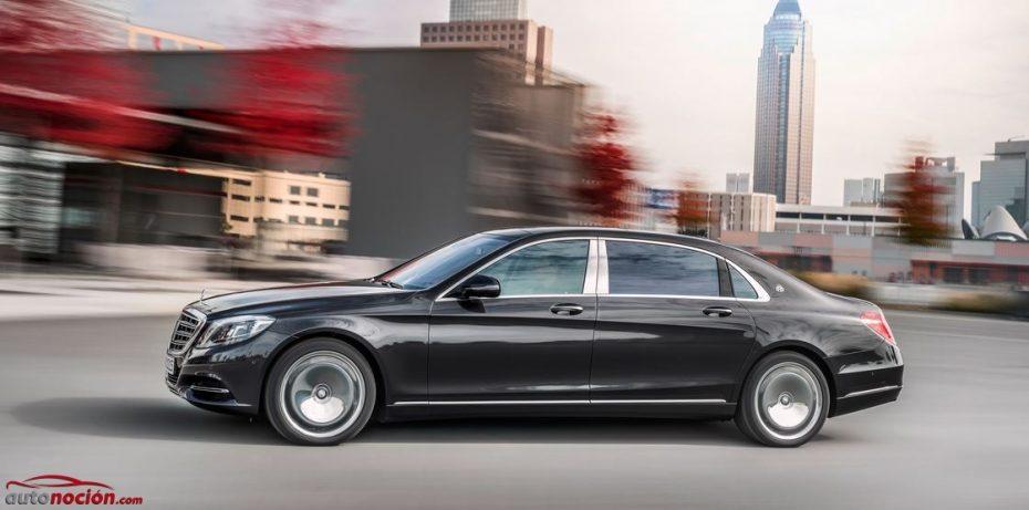 El nuevo Mercedes-Maybach vende más sólo en China que el anterior en todo el mundo: Cifras increíbles para una limusina