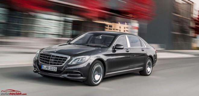 Mercedes-Maybach S 500 y S 600: La esencia del lujo, el refinamiento y la ostentación